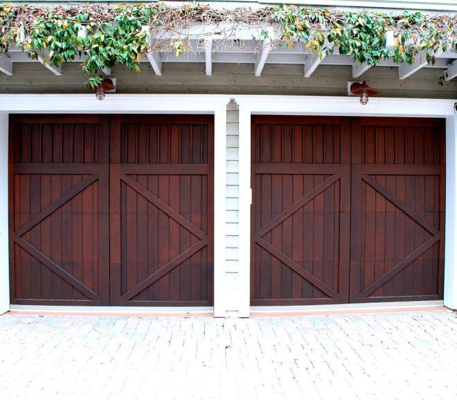 Porte de garage : basculante ou sectionnelle