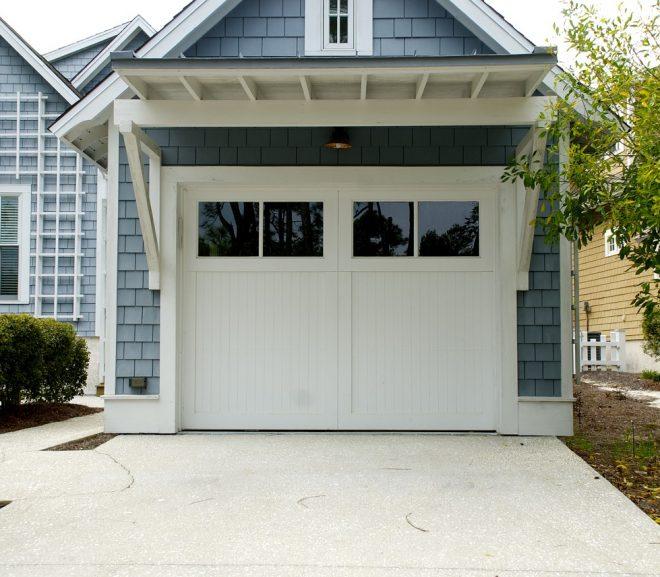 Le fonctionnement des portes de garage basculante