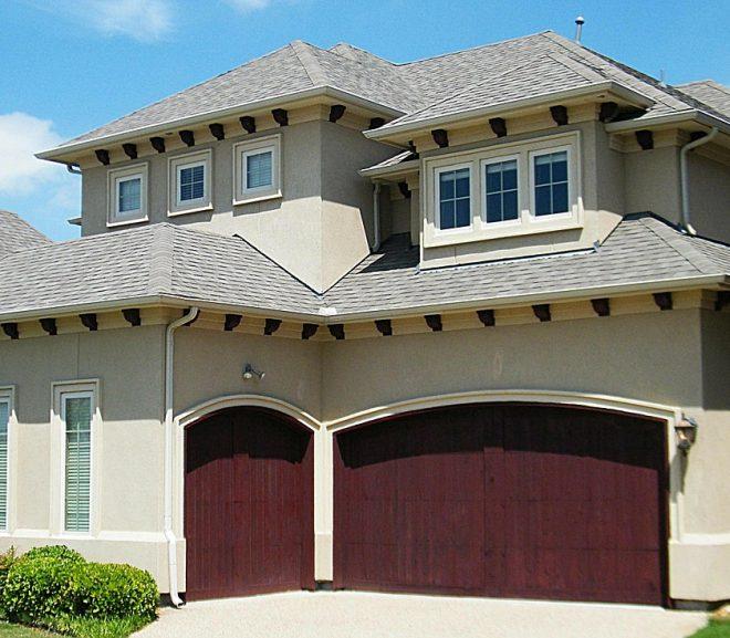 Avantages et inconvénients des différentes portes de garage
