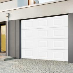 Qu'est ce qu'une porte de garage sectionnelle ?