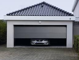 Les atouts d'une porte de garage en alu