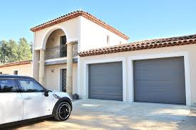 Quel système d'ouverture pour une porte de garage ?